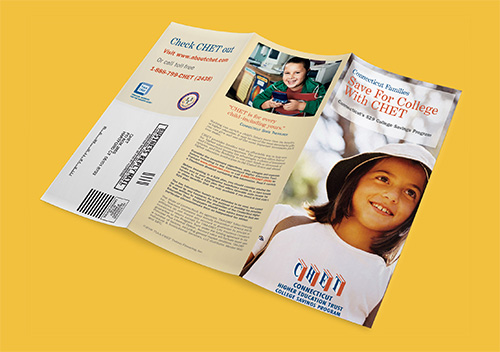 TIAA Brochure Design